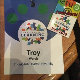 Festival of Learning Reflections
